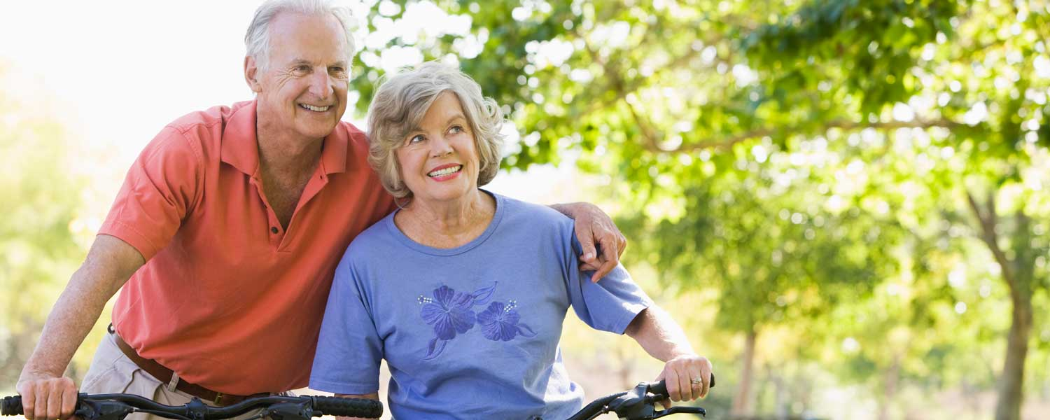 Senior Couple Wanting Final Expense Insurance